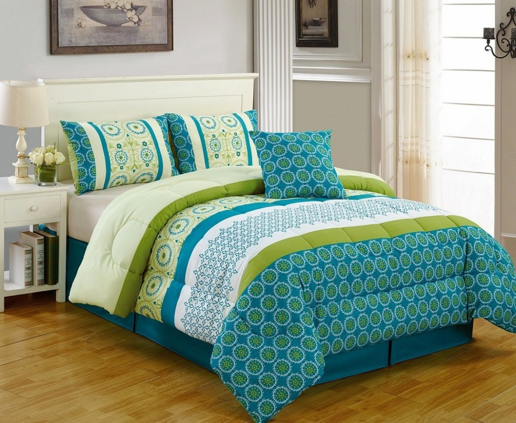 A Quick Guide To Turquoise Bedding The Home Bedding Guide