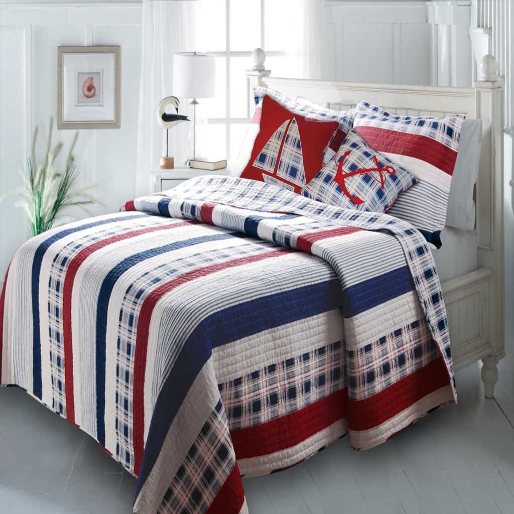 Nautical Bedding Collections Nautical Bedding